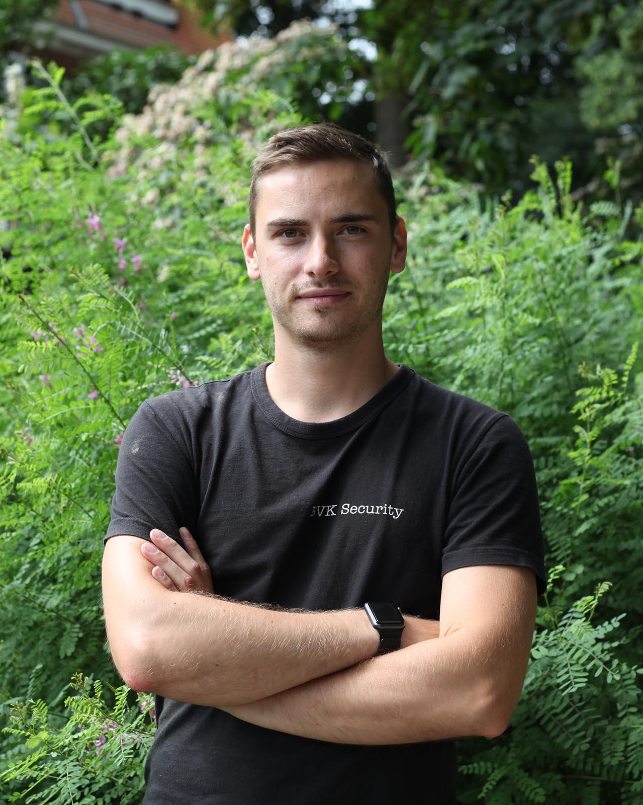 Bruno Van Kerckhove zaakvoerder BVK-Security