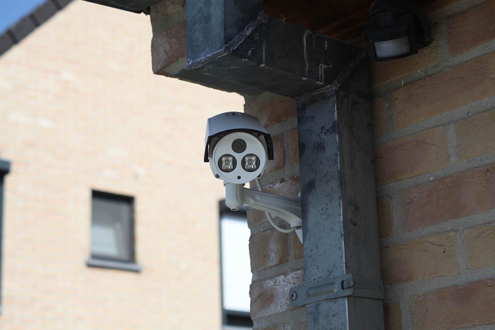Camerabewaking Gent