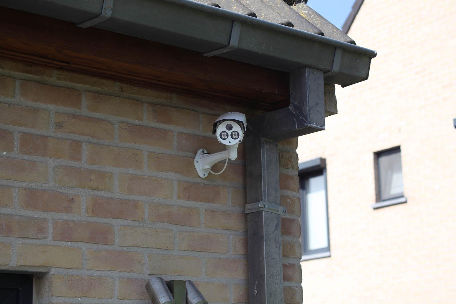 Camerabewaking voor thuis